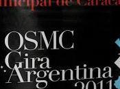 GIRA ARGENTINA 2011 OSMC Primer Concierto