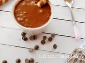 Arroz leche chocolateado