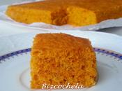 Bizcocho zanahoria canela