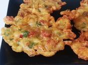 Tortillitas camarones campo