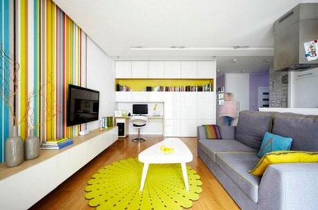 Decorando una casa de dimensiones reducidas paperblog for Casas reducidas