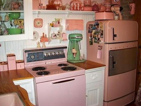 cocina cocinas retro vintage cocinas retro vintage paperblog