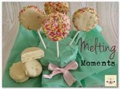"Galletas Limón vainilla ""Melting Moments"")"