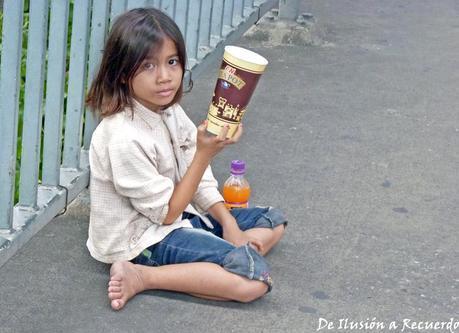 Pobreza en Bangkok