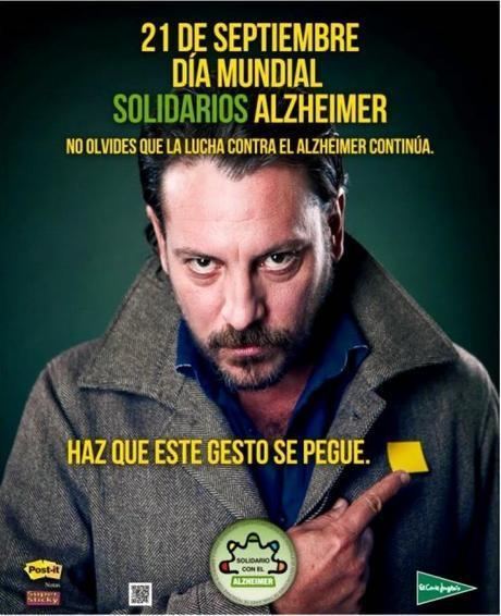 Día Mundial del Alzheimer