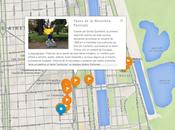 Buenos Aires dibujada, transmitiendo identidad través rutas temáticas