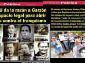 Crónica siete días: razón Garzón, Lorca Machado explicados pugna entre Gallardón Eduardo Torres.