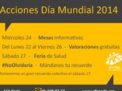 #DíaMundialDelAlzheimer 2014