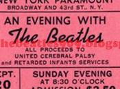 años: Sept.1964 Paramount Theatre York City,