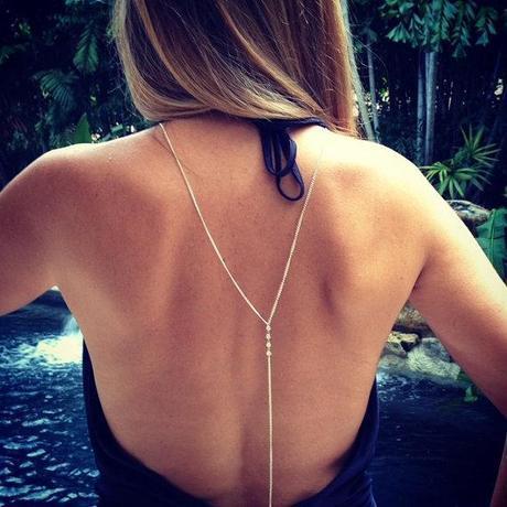 INSPIRACIÓN DIY:  Body Chains, que es y cómo se lleva?