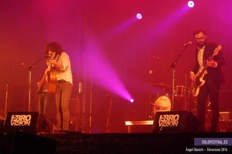 Angel Stanich - Ebrovisión - Solo Festival