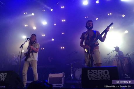 Kakkmaddafakka - Solo Festival - Ebrovisión