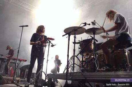Reptile Youth - Ebrovisión - Solo Festival 2