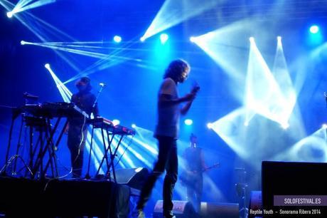 Solo Festival - Reptile Youth - Sonorama Ribera 2014