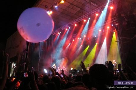 Solo Festival - Raphael -Sonorama Ribera