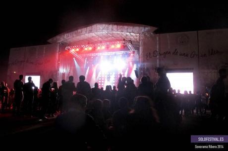 Conciertos Sonorama Ribera 2014 - Solo Festival