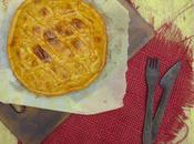 Empanada pollo manzana Pedro Ximénez