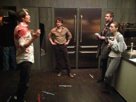 Comenzó La Producción De La Tercera Temporada De Hannibal