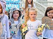 Pasarela moda Petit Style Walking