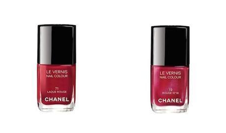 Les Rouges Chanel, rojos incombustibles con los que siempre acertarás.
