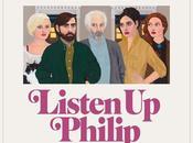 "Póster ""listen philip"""