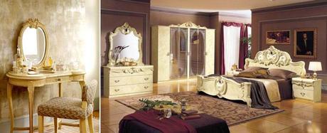 Convierte tu casa al estilo barroco paperblog - Dormitorio barroco ...
