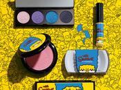 Maquillaje Simpsons para Cosmetics