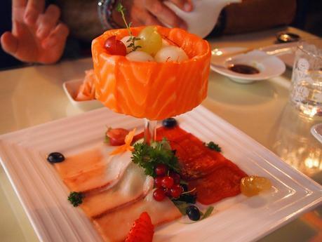 SUSHI DES ARTISTES: la propuesta de Sushi más imaginativa y elegante de Europa triunfa en el eje Marbella-Londrés