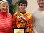Tomás Llorens Guarino, subcampeón Lombardia Trophy Novice patinaje sobre hielo