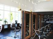 Diseño sofisticación salón belleza canadiense