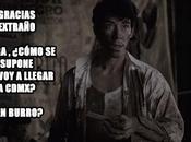 Cantinflas, actor secundario propia película