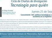 Políticas tecnológicas dependencia económica Argentina (1945-2010)