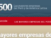 Empresas ganaron Perú 2013
