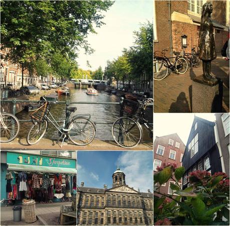 N por el mundo: Amsterdam