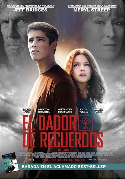 El Dador De Recuerdos (2014) [Dvdrip] [latino] [1 Link]