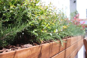 reforma terraza 06 Reforma de una terraza con diseño de madera de exterior y bambú