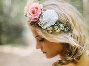Diy:Haz corona flores para novia damas honor
