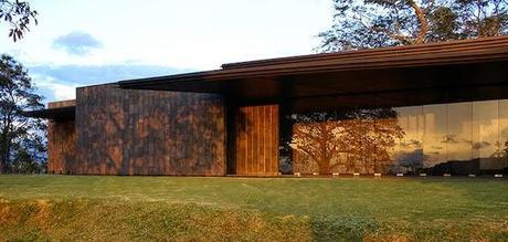 Casa rustica y moderna en costa rica paperblog for Casa moderna y rustica