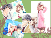 Anime manga: Haru Ride