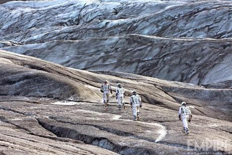12 Nuevas Imágenes De Interstellar