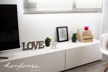 El piso de sara en valencia paperblog - Pisos decorados con encanto ...