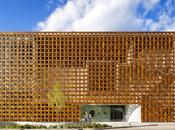 Museo Arte Aspen Shigeru Ban, Pritzker 2014
