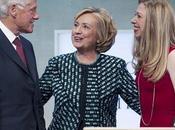 Bill Hillary Clinton convierten abuelos