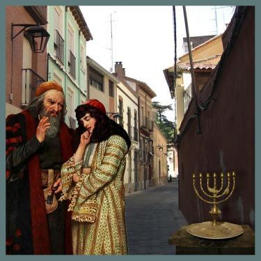 Resultado de imagen de Amor que mata judia de toledo
