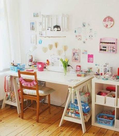 Decoraci n para habitaciones de manualidades paperblog for Como decorar tu cuarto con manualidades