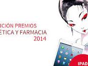 Edicion Premios Cosmetica Farmacia 2014
