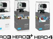 Nuevas Gopro Hero4 Económica