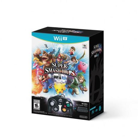 super smash bros pack wii u