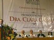 """MENSAJE PROMOCIÓN """"Clara Caselli"""" 2014-I, alumnos Educación"""