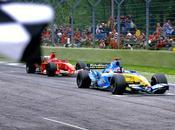 Alonso Schumacher, Ímola 2005